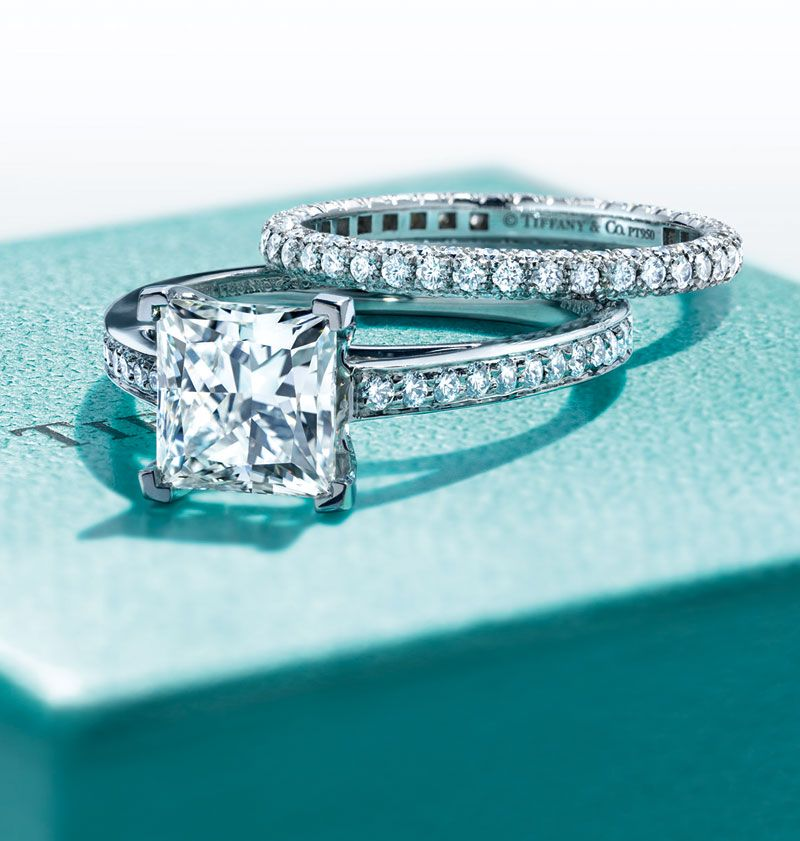 72df3301d One of our engagement icons, Tiffany Grace® highlights the perfect symmetry  of a princess