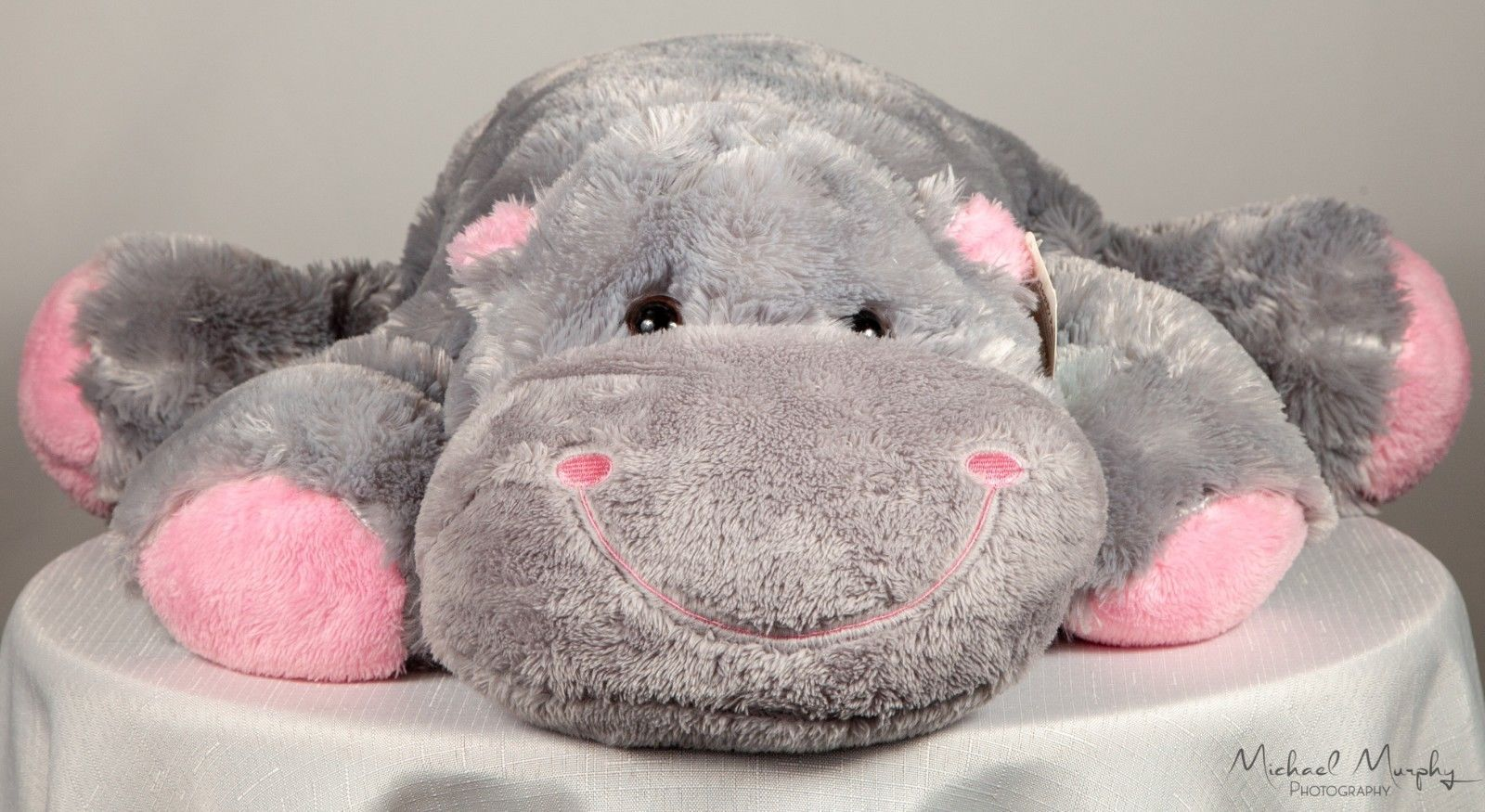 Dan Dee Collector S Choice Hippopotamus Hippo Large Floppy Stuffed