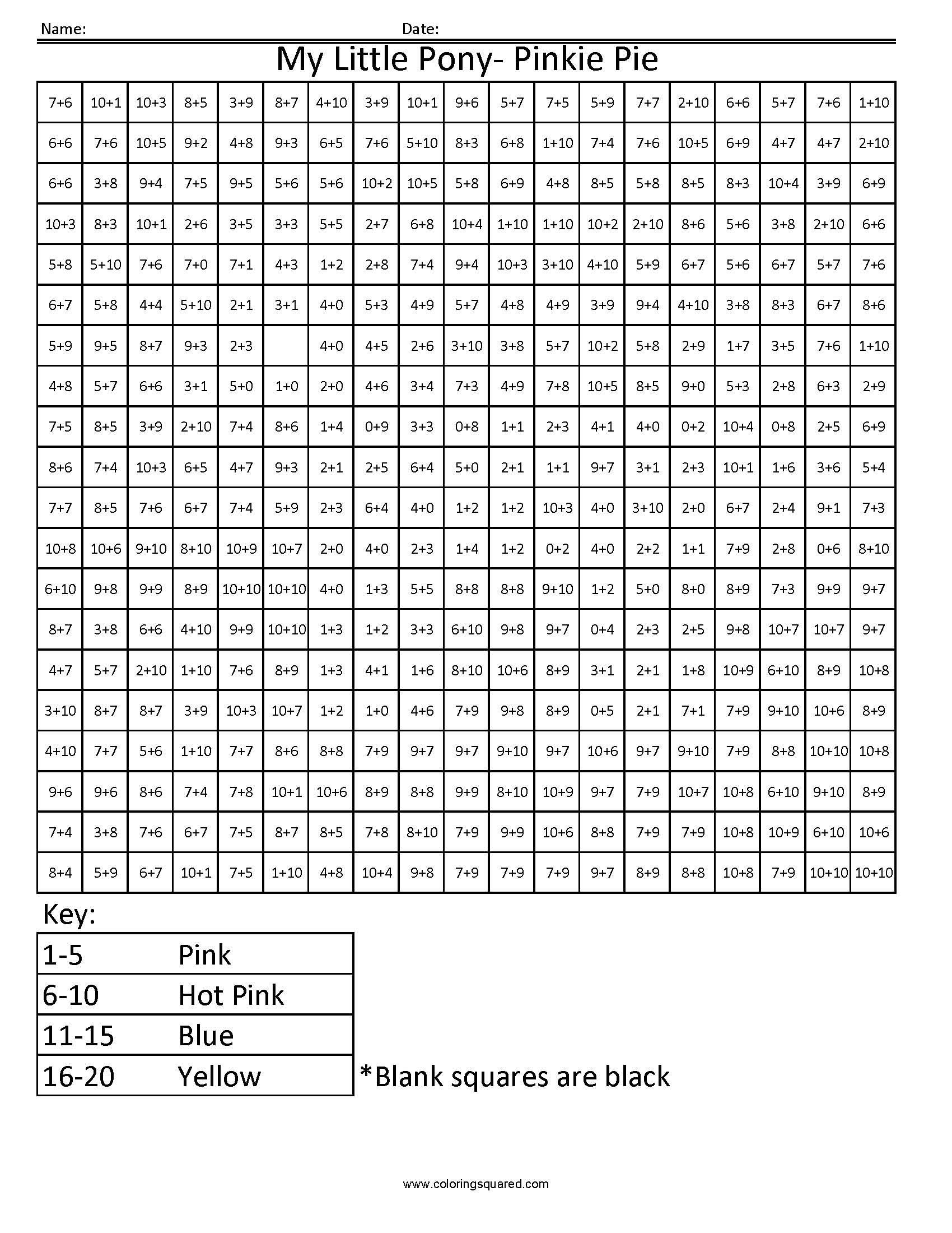 4 Free Math Worksheets Second Grade 2 Addition Add 2 2