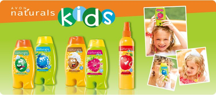 Image result for avon naturals kids