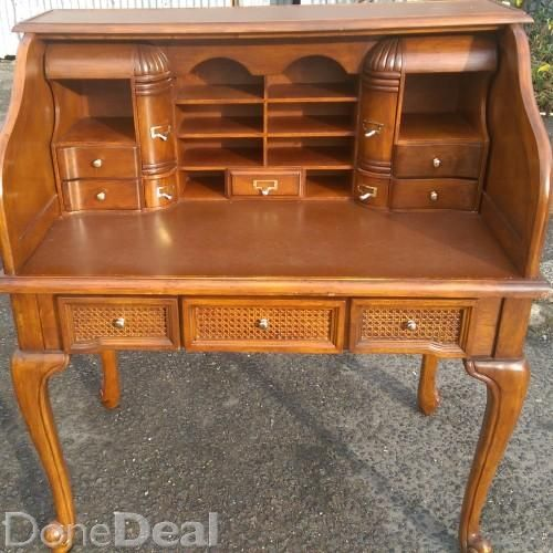 Classic Writing Desk For Sale In Carlow On Donedeal Classic Writing Desk Antiques For Sale Writing Desk