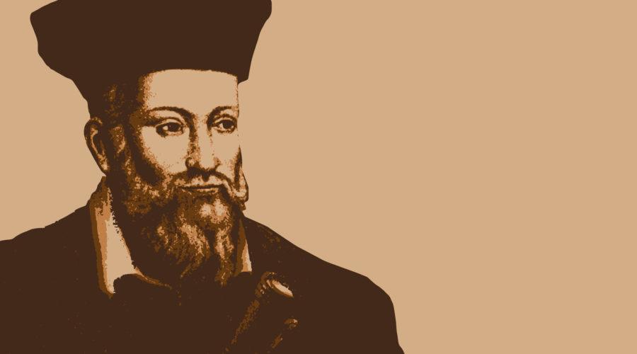 Nostradamus Predictions For 2020 Bellesprit Divination Nostradamus Predictions Famous Books Divination