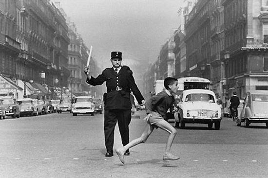 Doisneau, Avenue de l'Opéra, septembre 1961