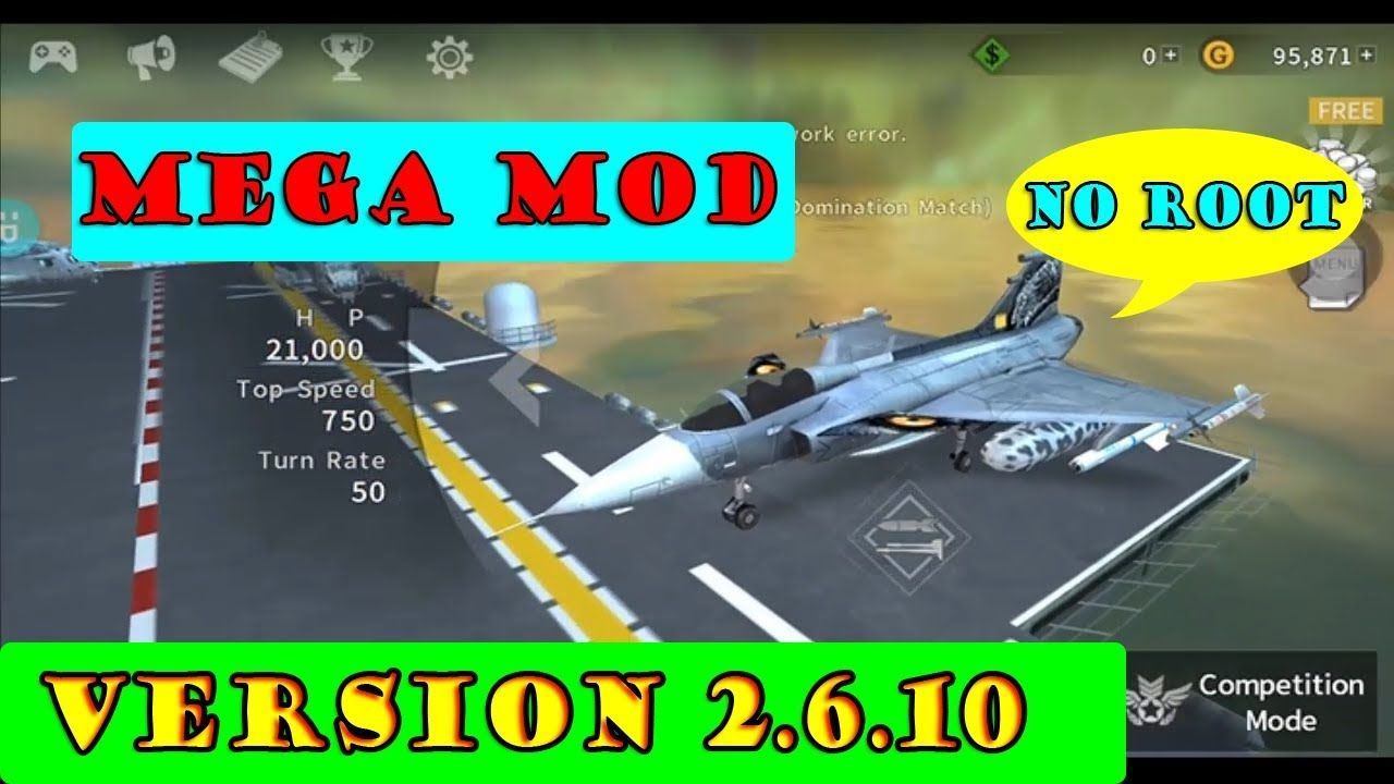 gunship battle helicopter 3d mod apk unlimited gold & money new version