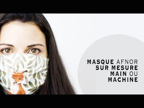 Photo of Bonjour à tous ! Voici comment réaliser le masque Afnor sur mesure, à votre taille donc et à celle de vos enfants, avec de jolies finitions, avec ou sans mac…
