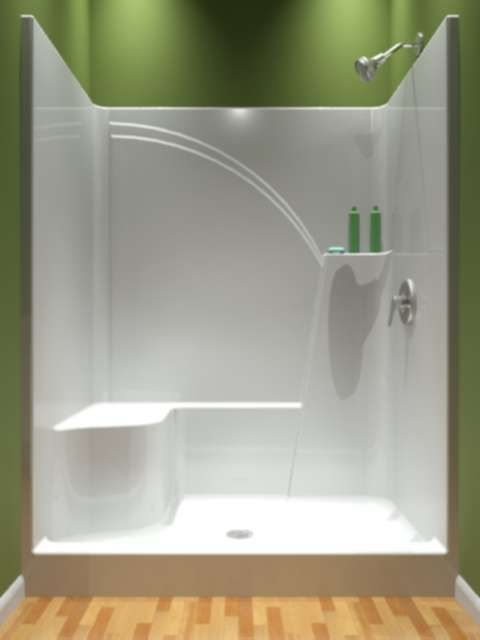 View all Showers  neo angle and corner showers one piece 4 remodler SLB 603779 Diamond Tub 101 Sussex Pinterest Tubs