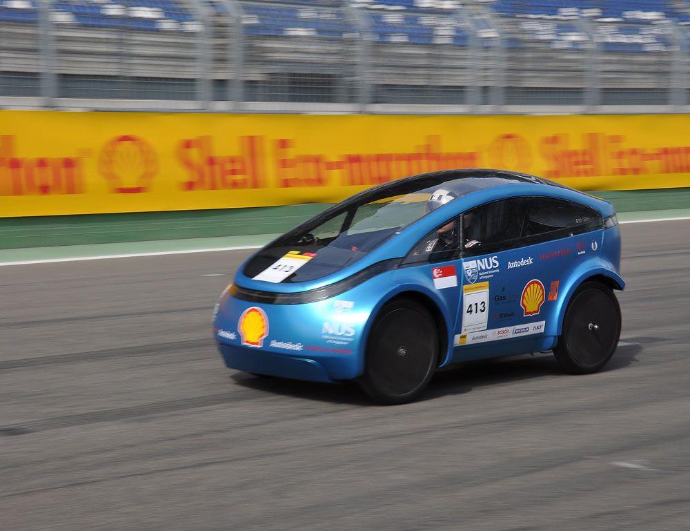 NUS Kruce Eco Car | dic | Electric cars | Pinterest | Motocicleta y ...