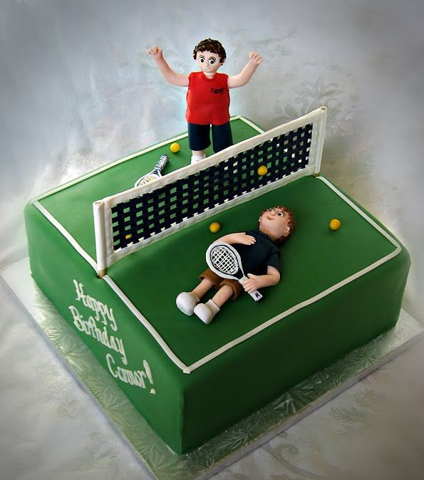tennis inspired wedding cakes tennis court cake this should be and ha 20794