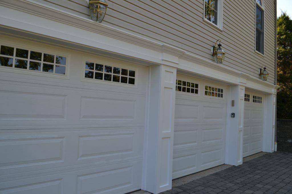 Garage Trim Replacement Randolph Garage Door Styles Garage Door