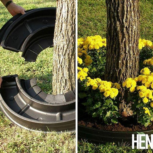 Henta Garden Mat And Tree Ring Give Your Treetrunk Some