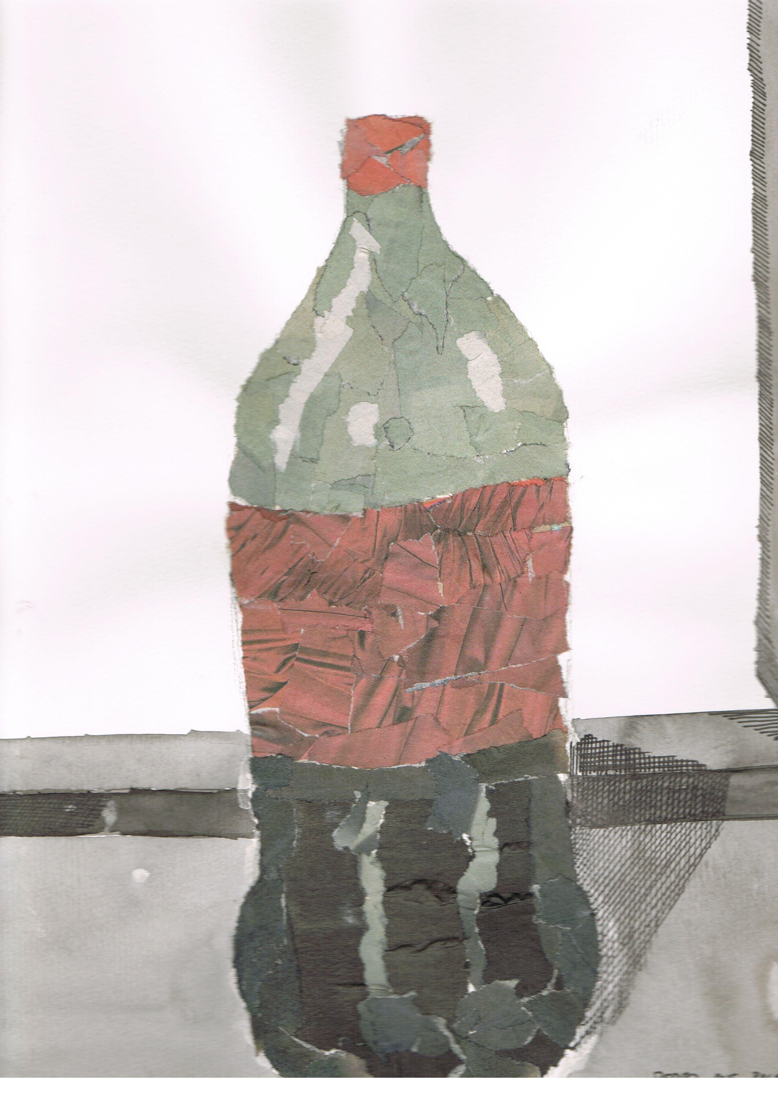 Dibujo Tecnica Mixta Tinta China Aguada Tinta Estilografo Y Papel De Periodico Autor Pedro Palazon Yepes Estilografo Tecnicas De Dibujo Tinta China