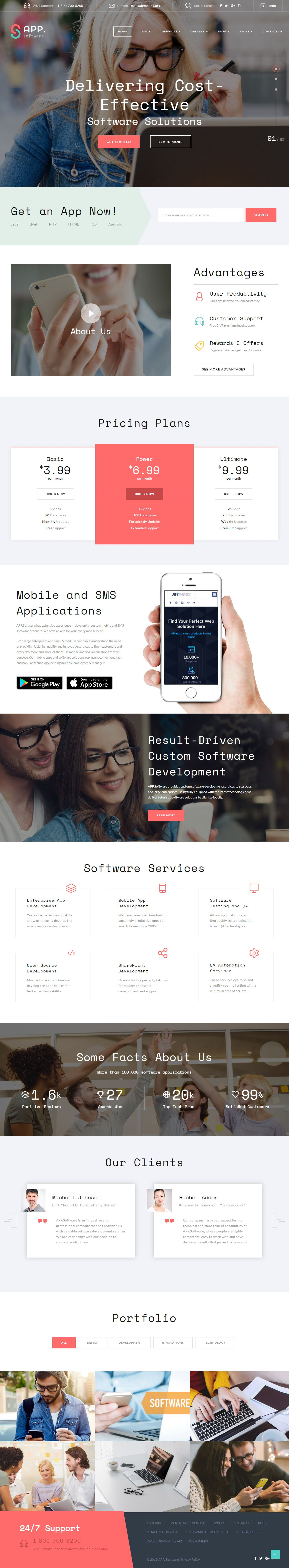 Pin by Responsive Miracle on Responsive HTML5 Website
