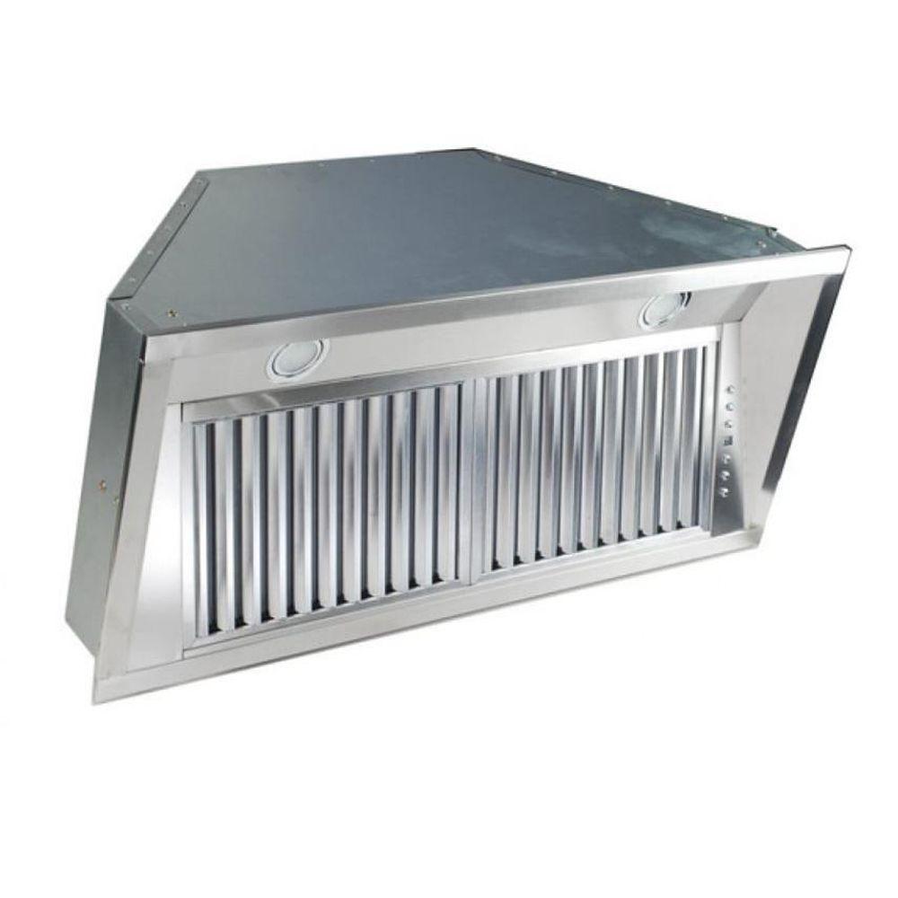ZLINE Kitchen and Bath Zline 28 in. 900 CFM Range Hood Insert in ...