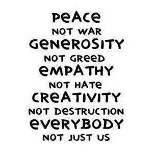 Santoshbagla2 Jpg 300 300 Peace Quotes War And Peace Quotes Inner Peace Quotes