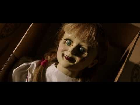 Annabelle Creation 2017 Doll Review Tv Spot Witness The