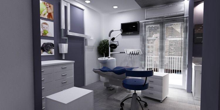 Dental Clinic By Papos Design Studio Dental Clinic Consultorio