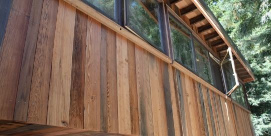 Best Reclaimed Redwood For Sale With Images Redwood Siding 400 x 300