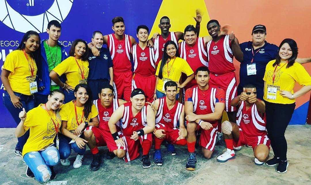 Atletas Delegación Panamá  #encuentratuinspiracion #olimpiadasespeciales #juegoslatamOE #Panama2017 #VoluntariadoPowerClub #yoentrenoenpowerclub