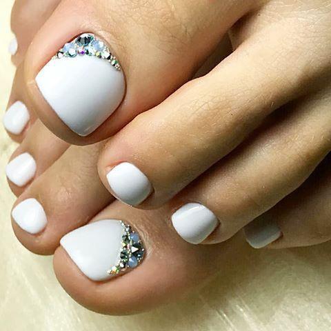 Cute Summer Toe Ideas Gel Toe Nails Toe Nails Summer Toe Nails