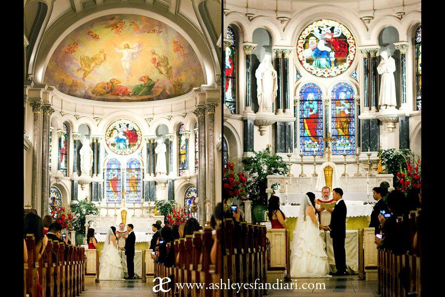 Annuciation Catholic Church Houston
