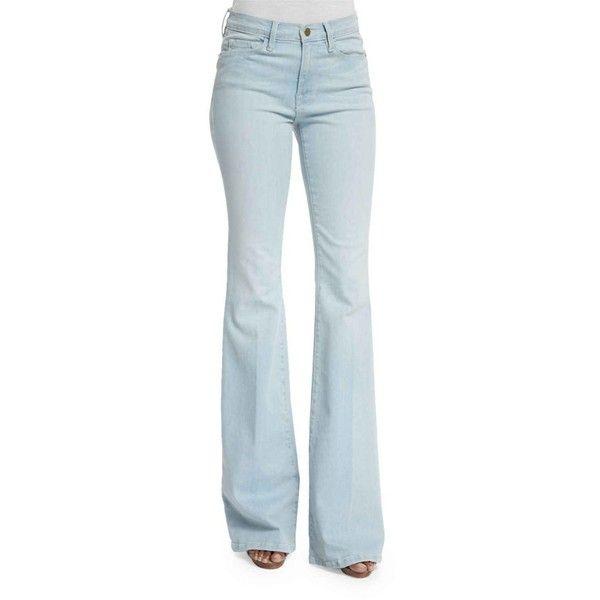 Frame Denim Women\'s Forever Karlie Motz Flare Jeans (402812201) ($99 ...