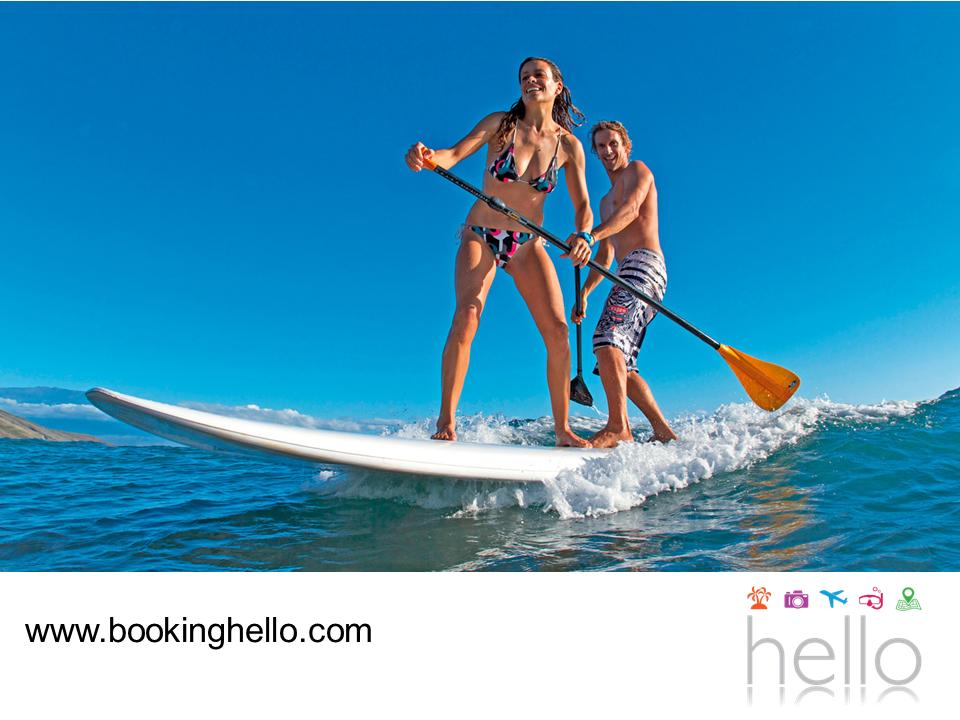 Viajes En Pareja Los Viajes Son La Mejor Oportunidad Para Sacar Tu Espíritu Aventurero Y Vivir Las Deportes Acuaticos Tablas De Paddle Surf Deportes