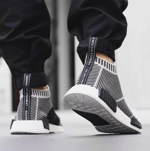 The adidas NMD City Sock 2 Red Glitch Will Also Be Releasing Next