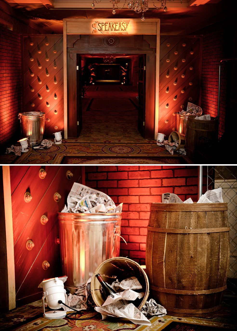 speakeasy retirement party party ideas pinterest