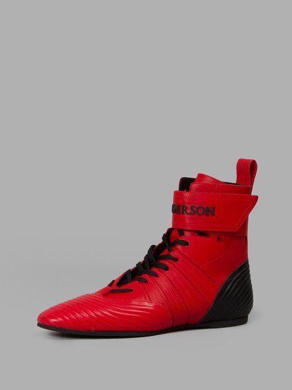 FOOTWEAR - High-tops & sneakers J.W.Anderson 5eoINu4v