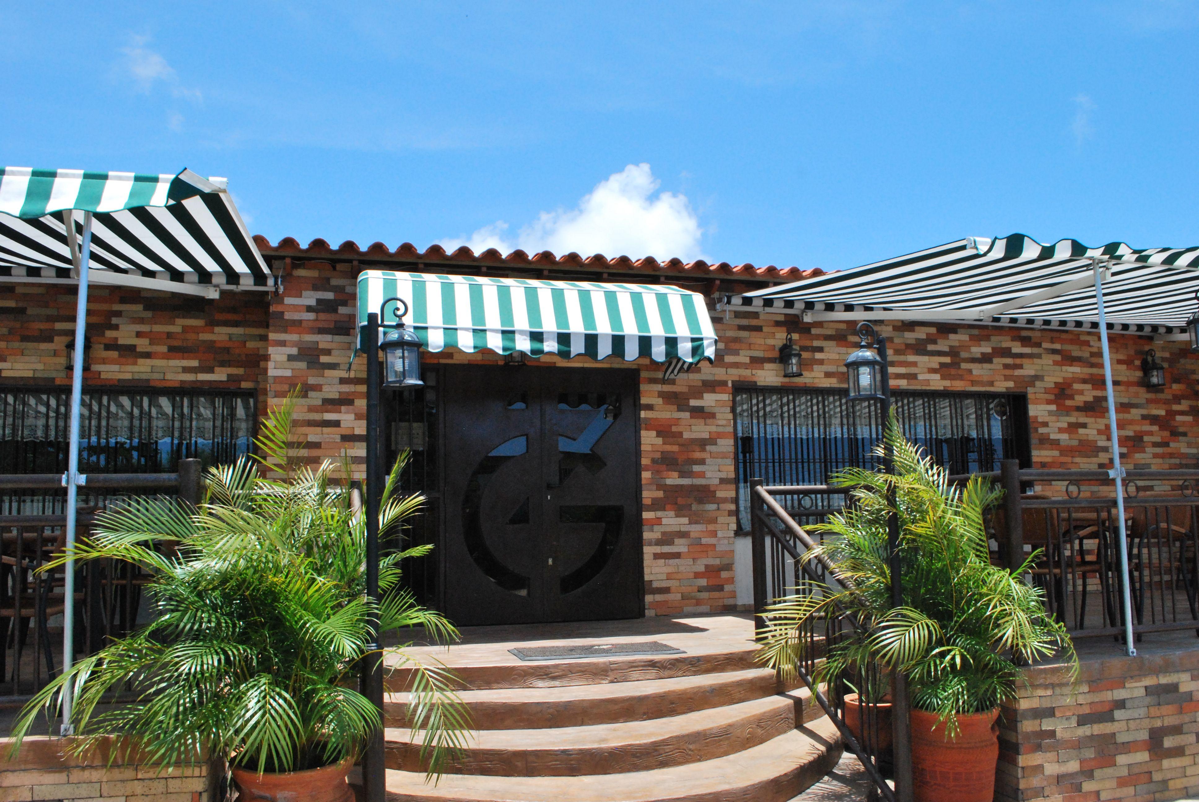 Restaurante Da Zio Giovanni Los Robles Isla De Margarita Venezuela Outdoor Structures Pergola Outdoor