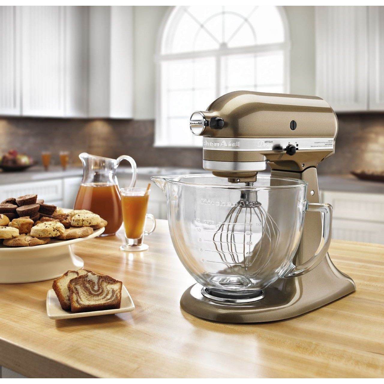 Love This Color Kitchenaid Mixer In Toffee Kitchen Aid