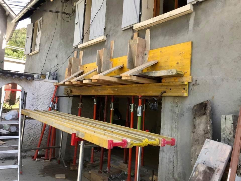 Comment Savoir Si Un Mur Est Porteur Mur Porteur Renovation Maison Mur