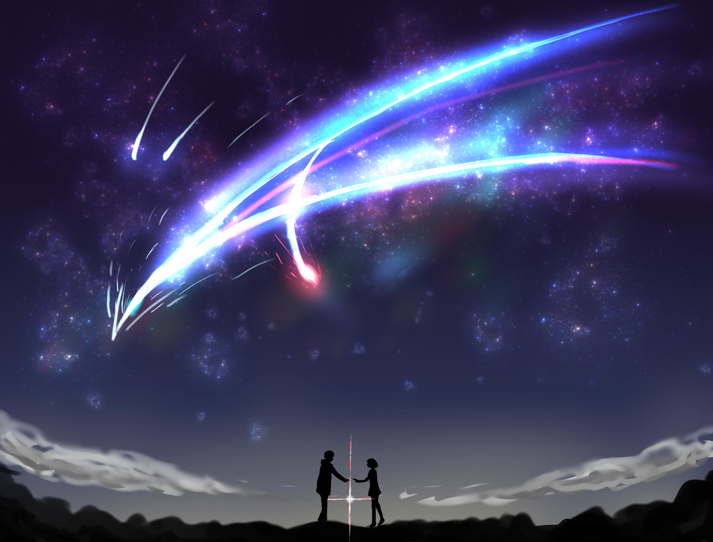 Your name | anime | Kimi no na wa wallpaper, Name wallpaper e Kimi no na wa
