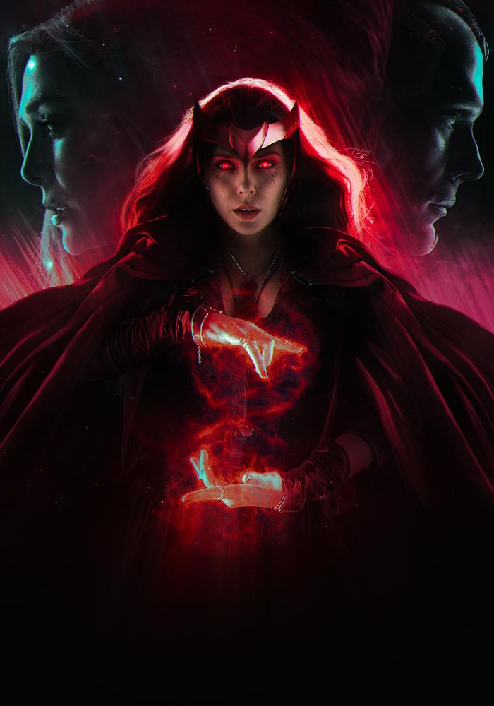 Scarlet Witch - V1