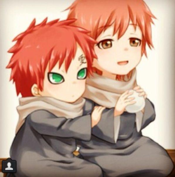 Gaara and Sasori   Anime   Naruto, Gaara, Naruto shippuden