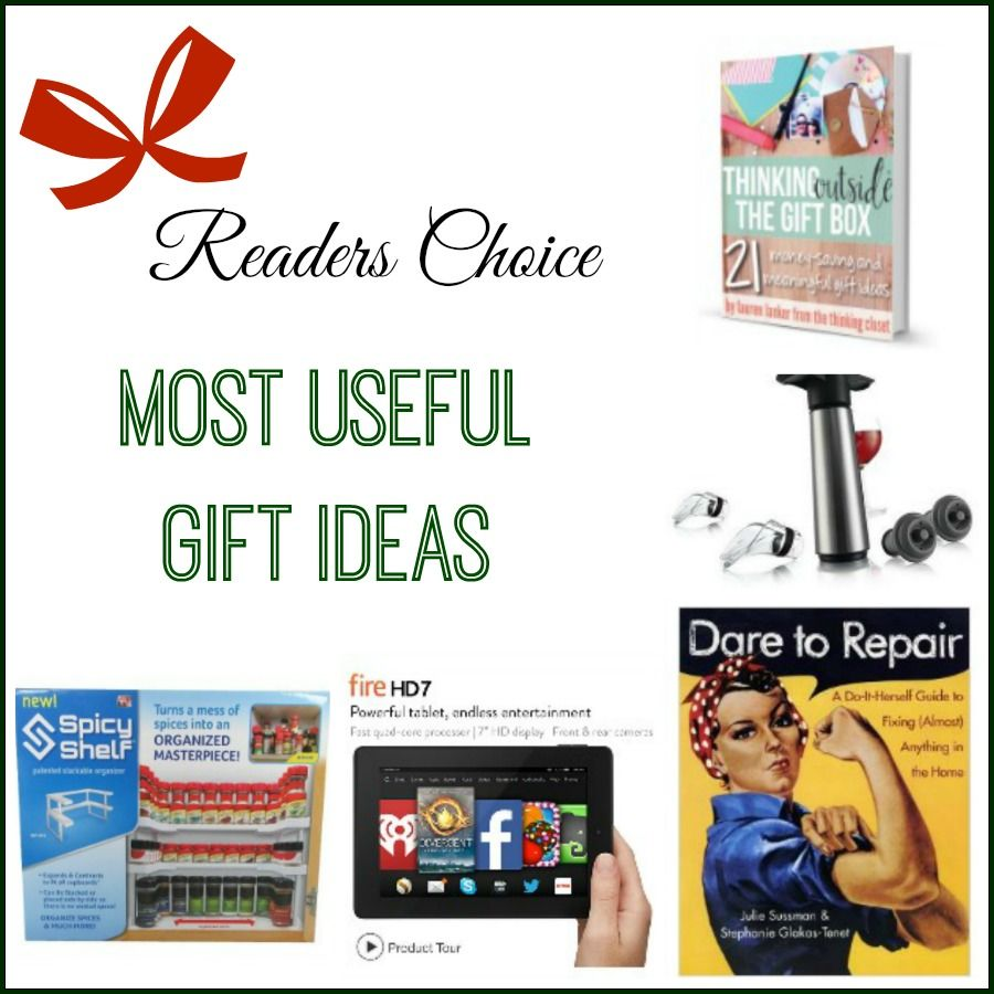 Most Useful Christmas Gift Ideas | Christmas gifts, Diy ...