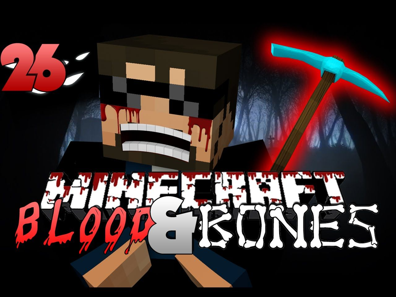 Minecraft FTB Blood and Bones 26 - CHEATING THE SYSTEM