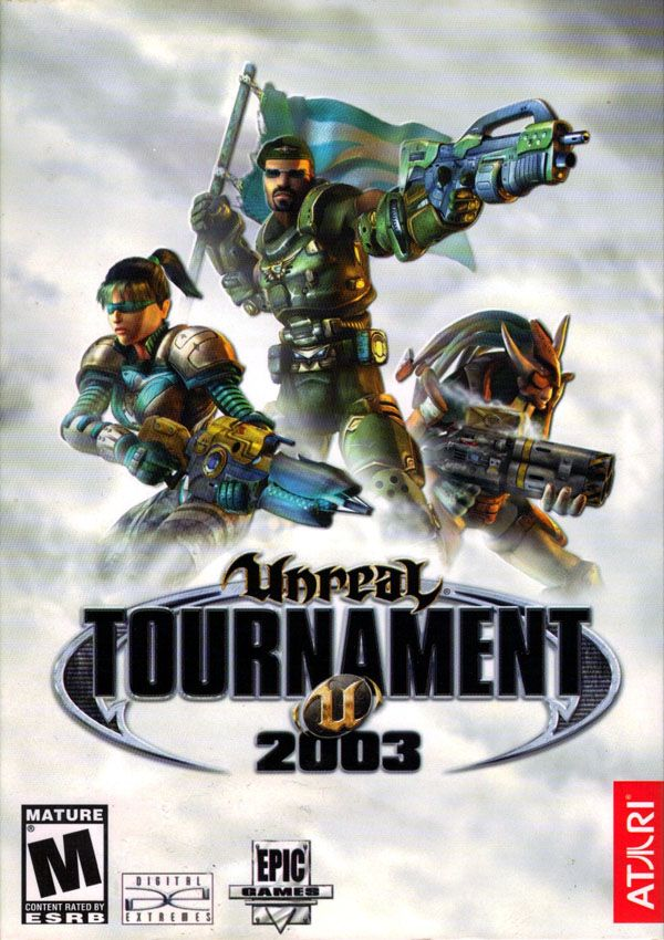 Unreal Tournament 2003 Free Download