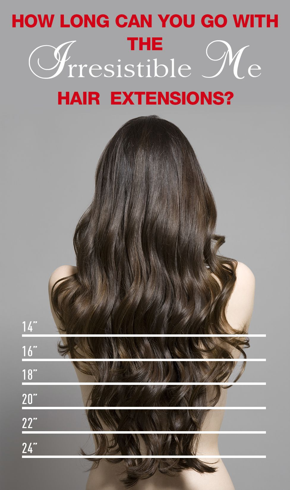 Add instant length and volume to your hair with