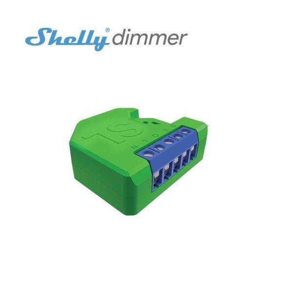 Shelly Dimmer SL WiFi inbouw schakelaar in 2020 Wifi