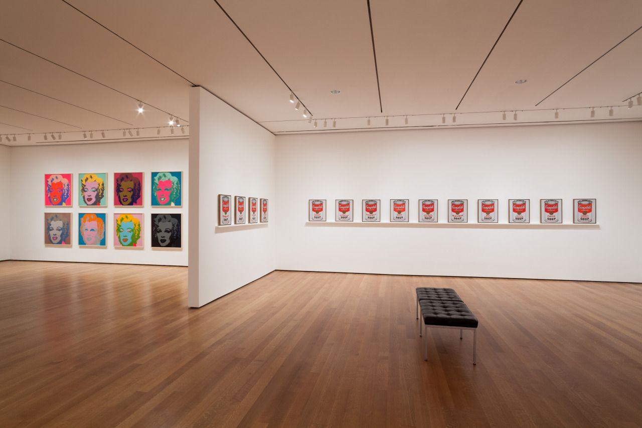Andy Warhol, MoMA