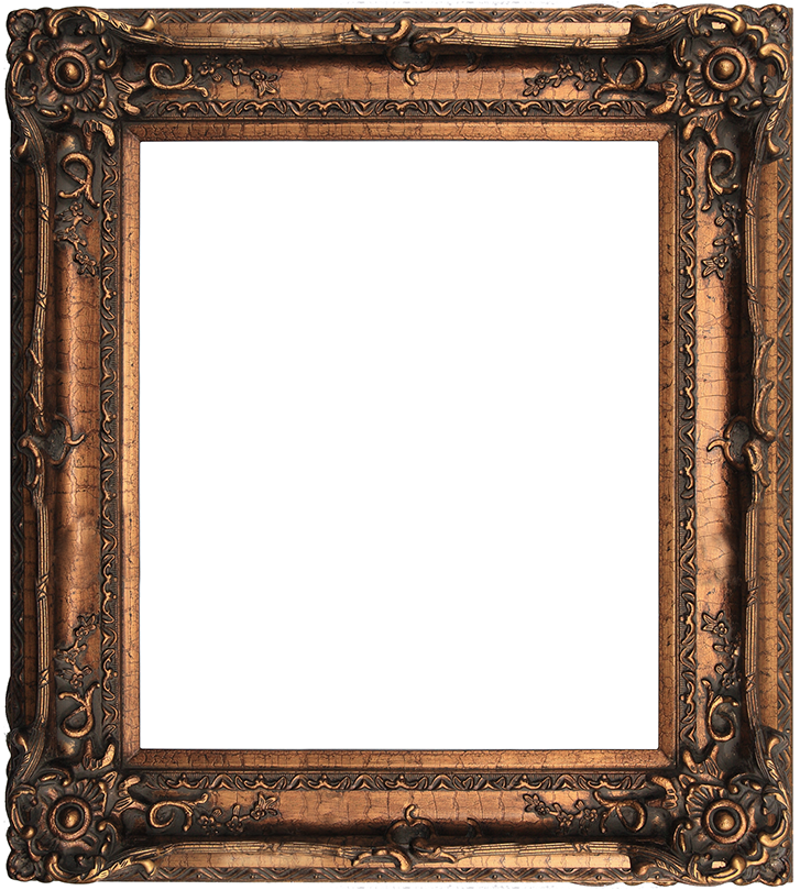 16 x 20, 20x24, 24x30 Large Baroque, Bronze Gold Ornate and Heavy ...