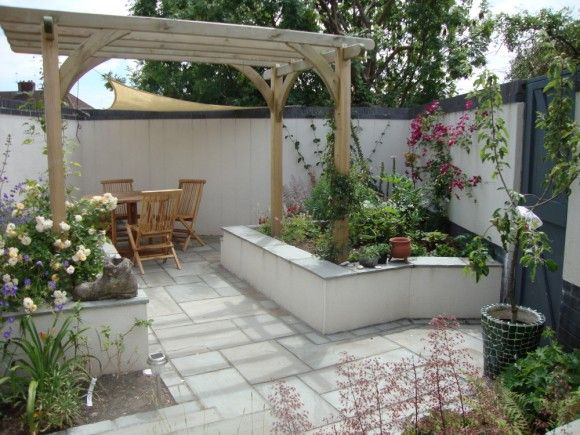 Small Garden Patio Designs | new project submission has ... on Raised Garden Patio Ideas id=35691
