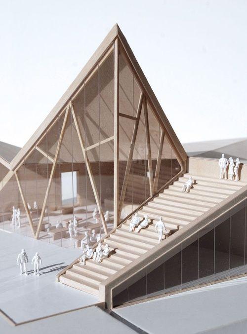 Conceptmodel Modelos Arquitetonicos Arquitetura Conceitual Arquitetura De Interiores