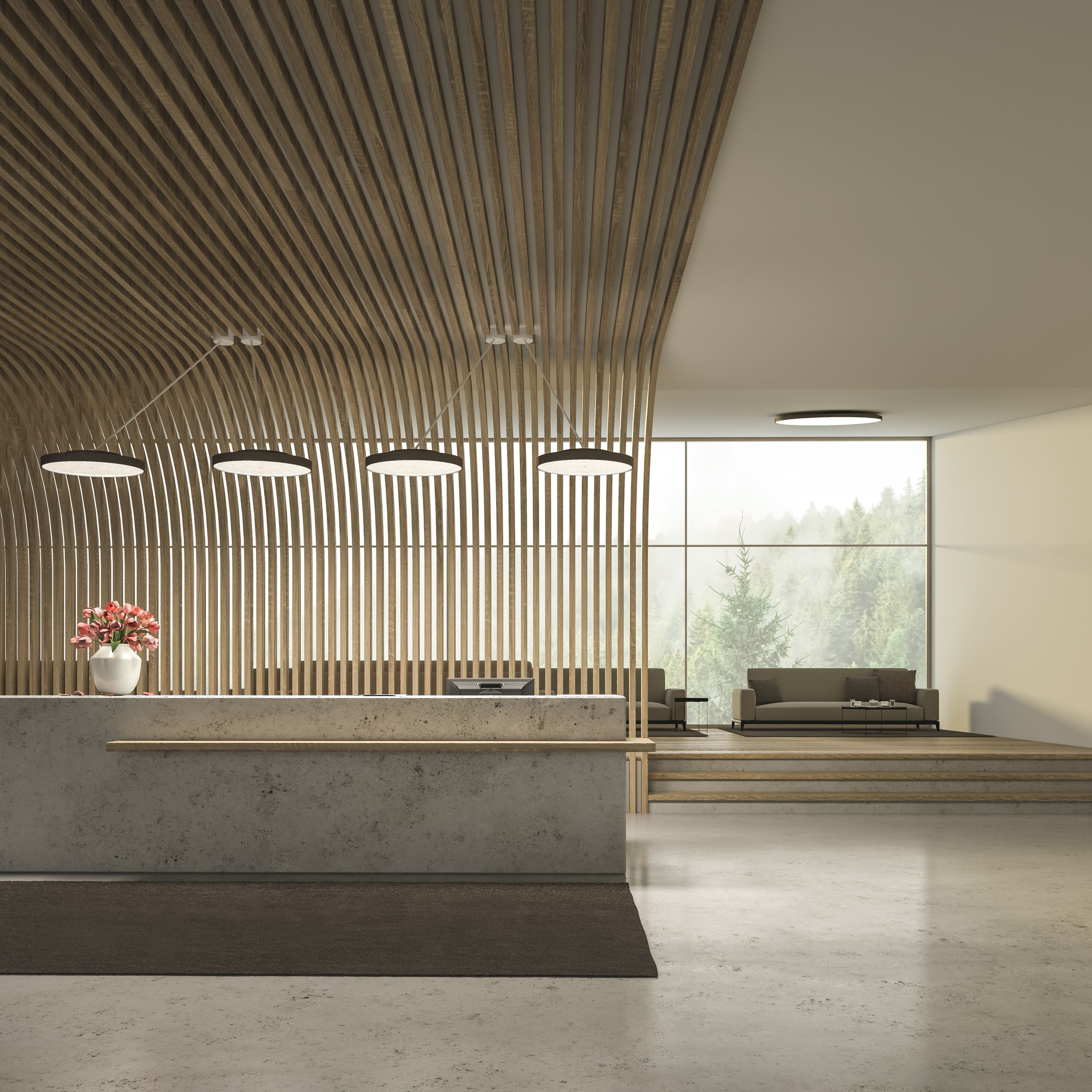 Office Receptiondesign: Lobby Design Has Never Been Easier Than With PROLICHT's