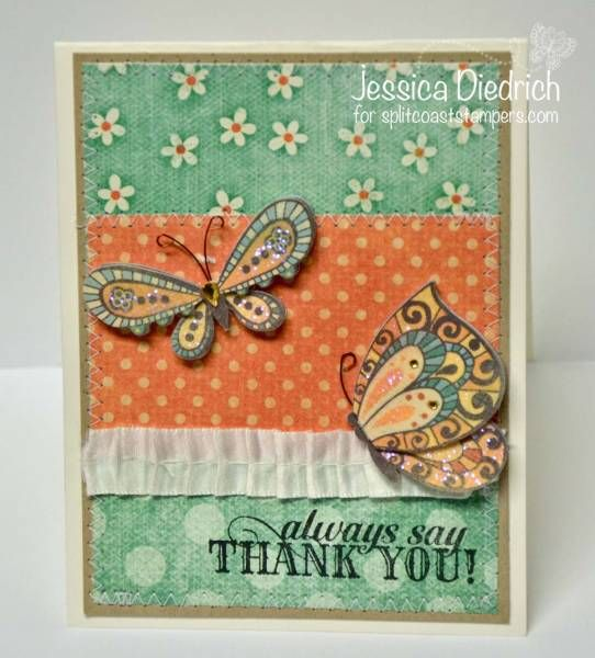 Good Card Making Ideas Part - 42: Splitcoaststampers.com Has Great Card Making Ideas, Links To Vendors With  All The Latest