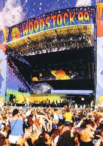 Woodstock 99 Dvd 1999 Woodstock Woodstock Music Woodstock