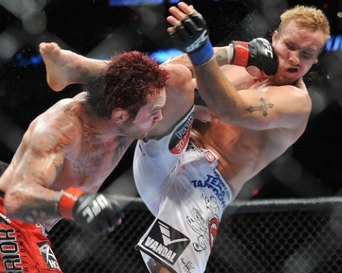 Chris Leben vs. Jake Rosholt