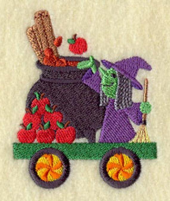 TrickOrTreat Train  Witch's Cauldron