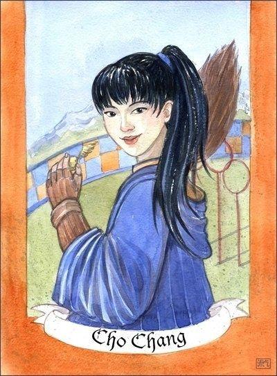 Cho Chang At Hogwarts Guzellik
